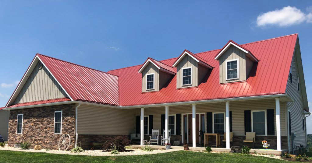 Metal Roofing Indianapolis Gemini General Contracting